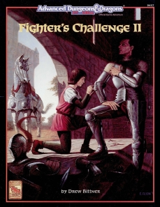 Fighter's Challenge II