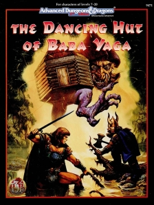 The Dancing Hut of Baba-Yaga