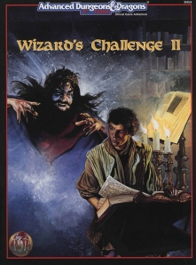 Wizards Challenge II