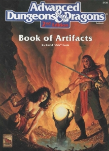 Book of Artifacts