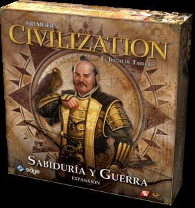 CIVILIZATION_SABIDURIAyGUERRA