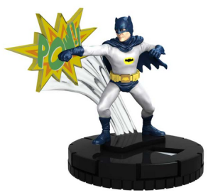 DC Heroclix Batman Classic TV