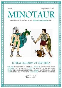 Minotaur 11