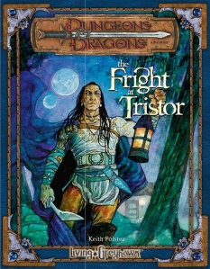 The Fright at Tristor