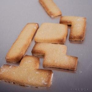 Galletas tetris