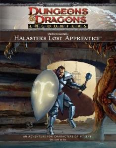 Halasters Lost Apprentice