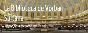 La Biblioteca de Vorbarr Sultana