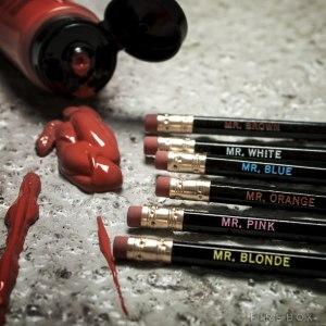 Reservoir Dog Pencil Set