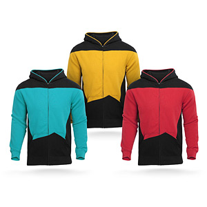 Sudadera Star Trek