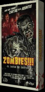 Zombies juego de cartas