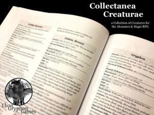 Collectanea Creaturae