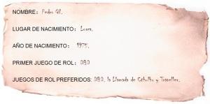 Hoja Pedro Gil