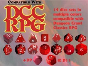 14 dice sets