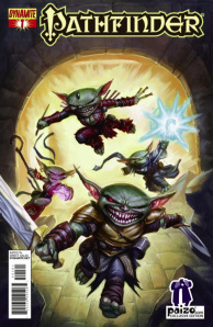 Pathfinder Comics