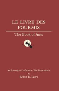 Le Livre Des Fourmis