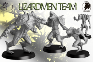 Lizardmen football team