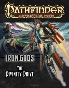 The Divinity Drive