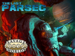The Last Parsec